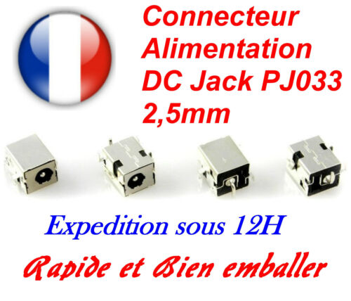 Connecteur alimentation dc jack power socket pj033 Motion Computing LE1600