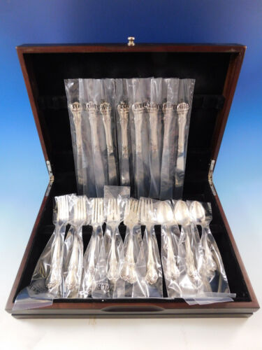 Old Master Towle by Sterling Silver Flatware Set for 8 Service 32 Pieces New