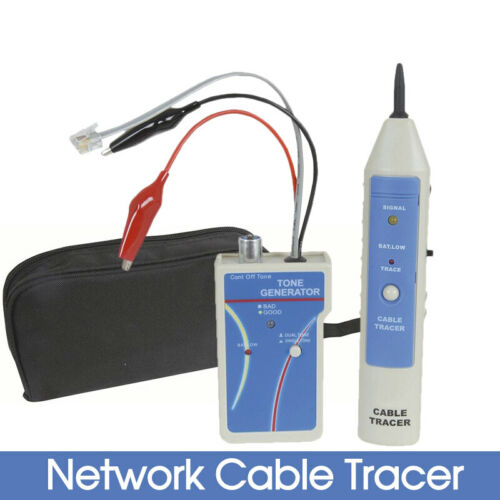 Network Cable Tracer installation and troubleshooting tool XC5083