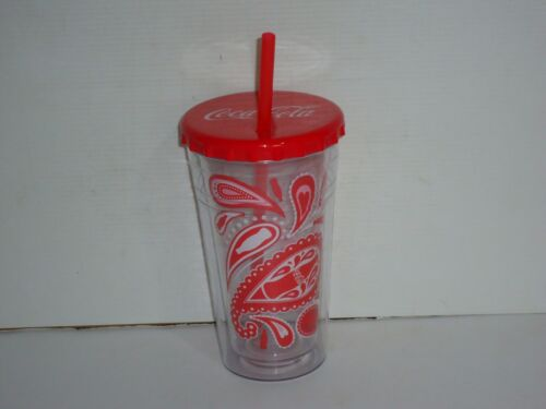 CCDWI1 COLLECTABLE  Coca - Cola Chiller Glass New