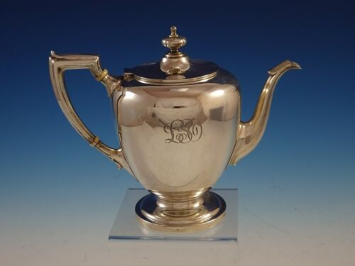 Pointed Antique by Reed Barton & Dominick Haff Sterling Silver Tea Pot #2447