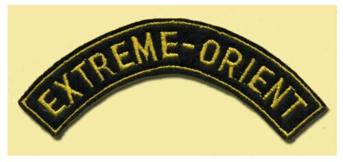 French Army Extreme-Orient (Far East) shoulder title Other Militaria - 135
