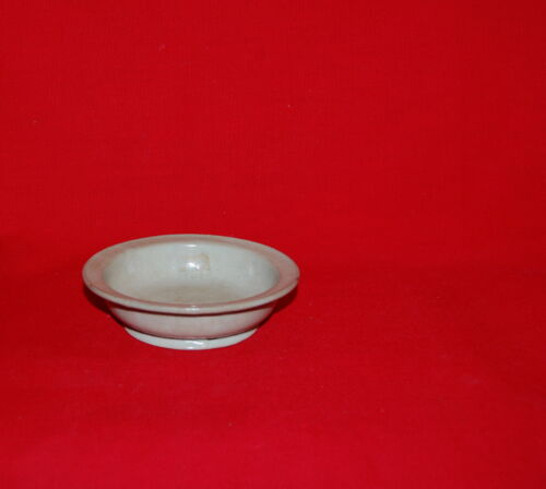 Chinese Yue Yao Green Gray Crackle Glaze Small Bowl Brush Washer