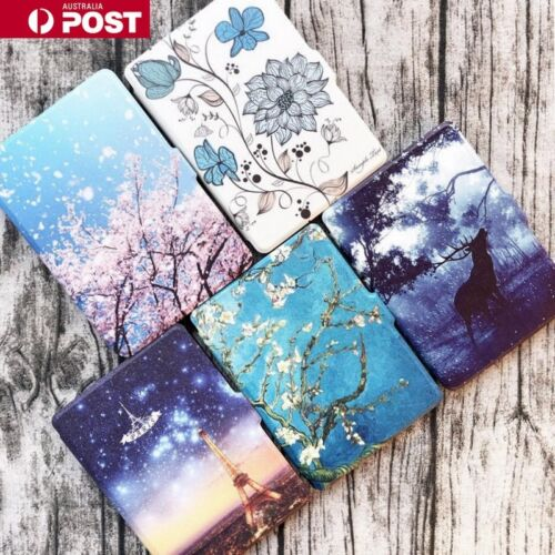 For Kindle Paperwhite 1/2/3 TPU Pattern Leather Galaxy Flip Pattern Case Cover