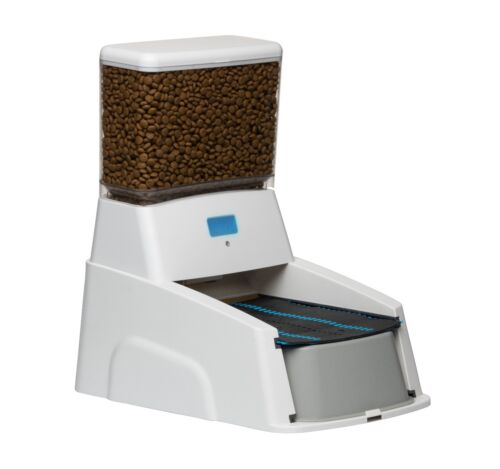 Wagz Serve Automatic Smart Feeder for Pets Monitor with Smart Phone