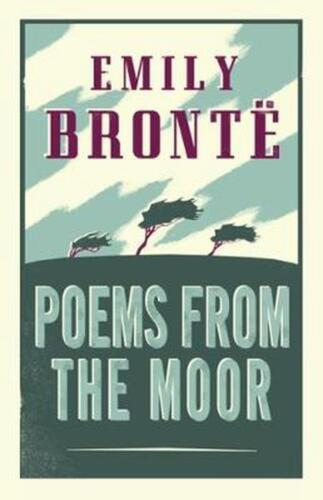 Poems from the Moor by Emily Bronte Paperback Book Free Shipping!