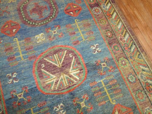 Antique Khotan Rug Size 5'3''x8'9''