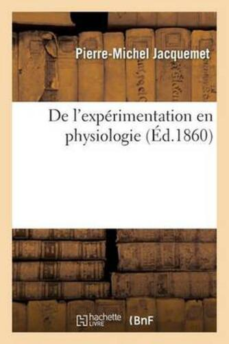 De l'exp by JACQUEMET-P-M (French) Paperback Book Free Shipping!