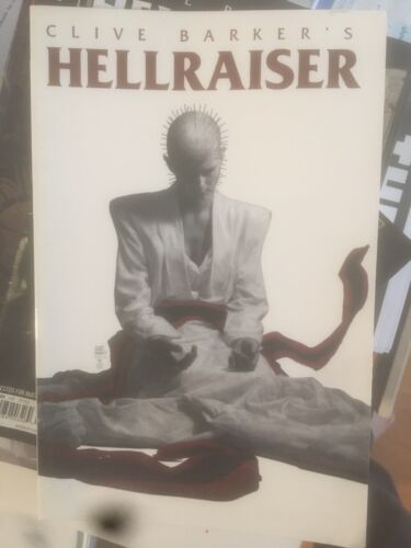 CLIVE BARKER'S HELLRAISER #4: Hell Hath No Fury Paperback (BOOM!)
