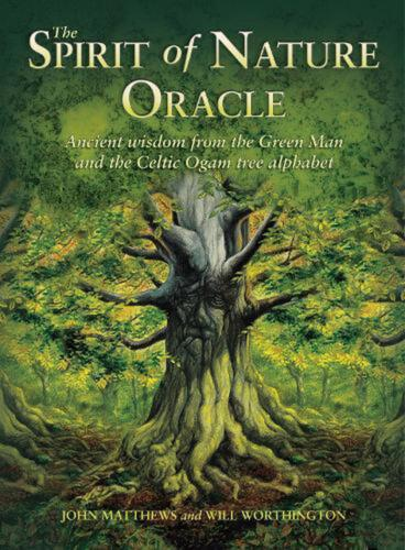 Spirit of Nature Oracle by John Matthews Book & Merchandise Book Free Shipping!