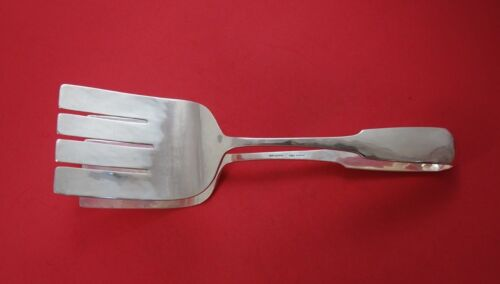 Moulton by Old Newbury Crafters ONC Sterling Silver Asparagus Serving Tong