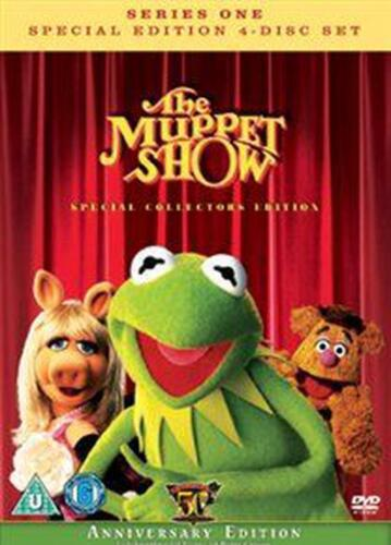 Muppet Show: The Complete First Season - DVD Region 2 Free Shipping!