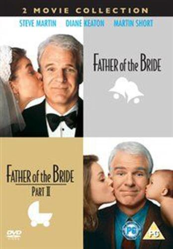 Father of the Bride/Father of the Bride: Part 2 - DVD Region 2 Free Shipping!