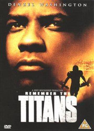 Remember the Titans - DVD Region 2 Free Shipping!