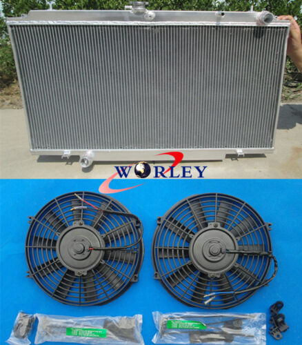 Cooling System High Performance 3 Row Aluminum Radiator 2*fan For Nissan Gu Patrol Y61 Petrol Automatic 1997+ Back To Search Resultsautomobiles & Motorcycles