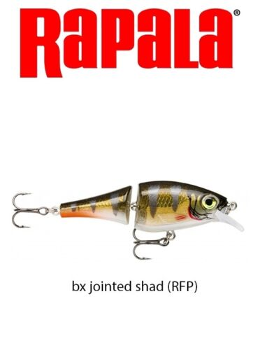 RAPALA BX JOINTED SHAD 7gr/6cm COLORE RFP  IL TOP!!!!  VERAMETE INFALLIBILE !!