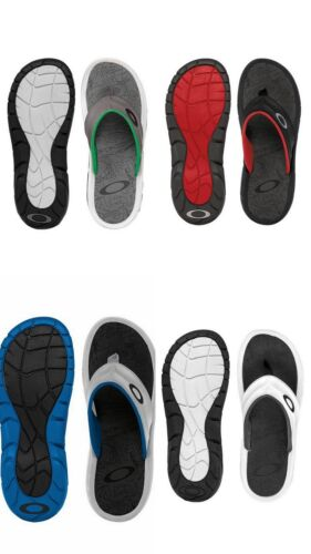 Oakley Supercoil Sandals grey charcoal black red brown blue 6-14 13 12 11 9 7 8