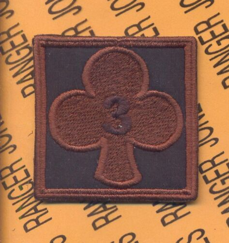 3rd Bn 327th Infantry 1st Bde 101st Airborne HCI Helmet Cover patch AOther Militaria - 135