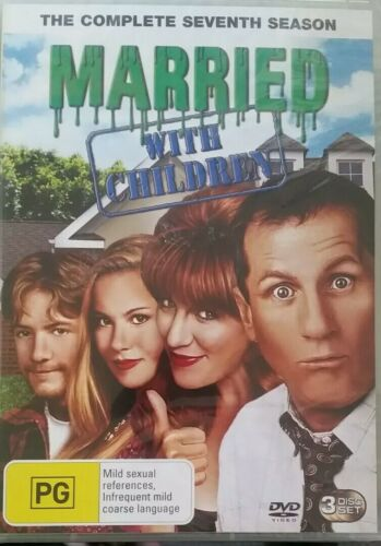 MARRIED WITH CHILDREN: THE COMPLETE SEASON 7