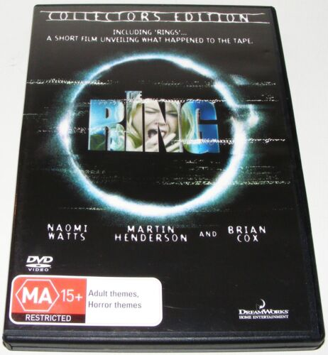 THE RING---DVD, 2005)