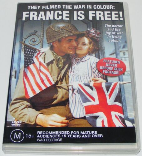 FRANCE IS FREE! --(Dvd)