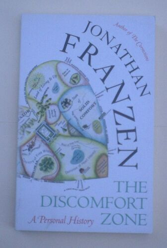 The Discomfort Zone: A Personal History, by Jonathan Franzen