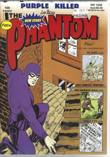 Frew Phantom Comic No 1230 100 page, 1999 Special CHEAP ONLY $5.99