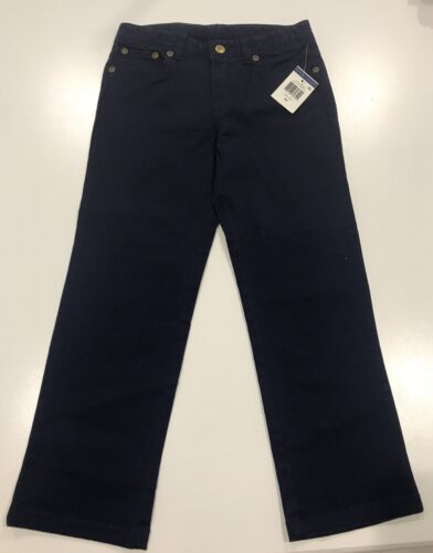 Ralph Lauren Girls Jeans Size 6 (with Tags)