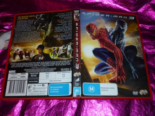 SPIDER-MAN 3 : (2 DISC) (DVD, M)