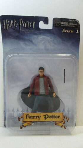 VINTAGE HARRY POTTER AND THE HALF BLOOD PRINCE SERIES 1 TOY FIGURE DOLL BOXED