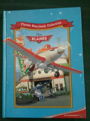 Disney Classic Storybook Collection PLANES Hard Cover
