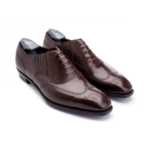George Cleverly (Anthony Cleverley) Churchill Dark Brown Calf