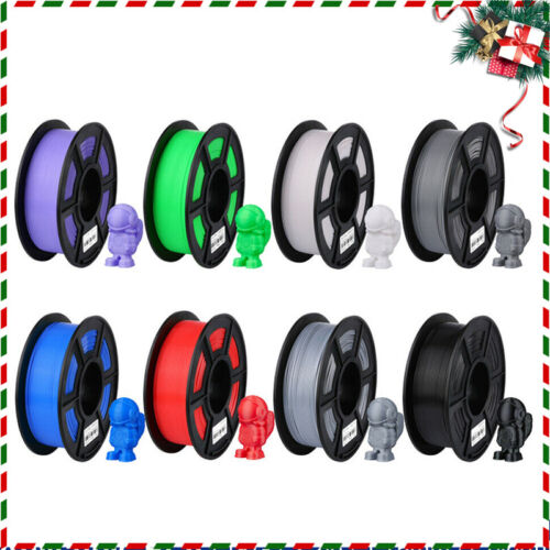 ANYCUBIC 1.75mm PLA Filament Spool 1KG FDM 3D Printing Consumables AU Stock
