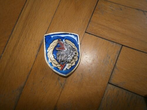 JSO (Unit for special operation) Serbian Police beret insignia - replicaReproductions - 156452