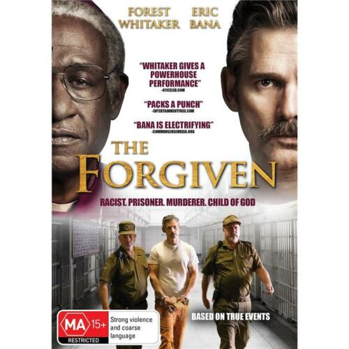 The Forgiven (DVD, 2018)