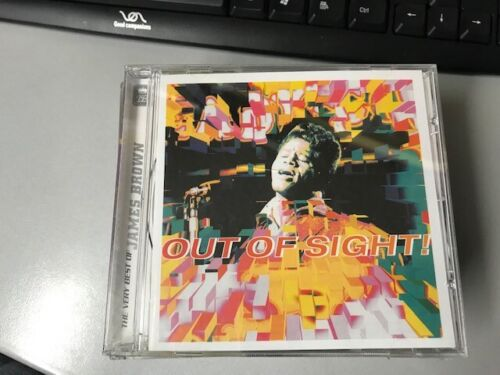 JAMES BROWN OUT OF SIGHT CD MUSICALE NUOVO SIGILLATO