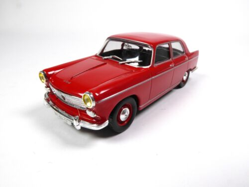 Peugeot 404  1/43 DeAgostini IST - Voiture MODEL CAR AUTO P404