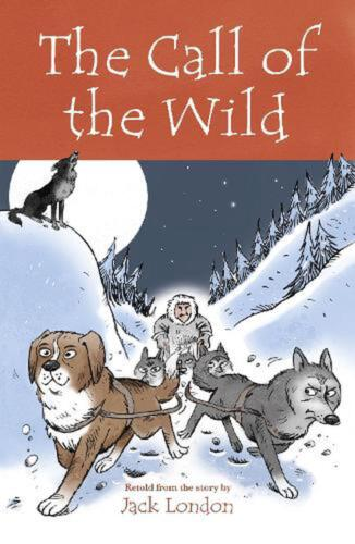 Call of the Wild by Jack London Paperback Book Free Shipping!