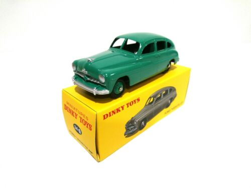 Ford Vedette 49 Verte - DINKY TOYS - NOREV  VOITURE MINIATURE - 24Q