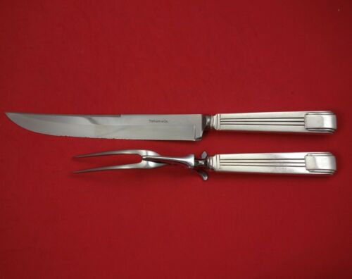 Century by Tiffany and Co Sterling Silver Roast Carving Set 2-Piece HHWS