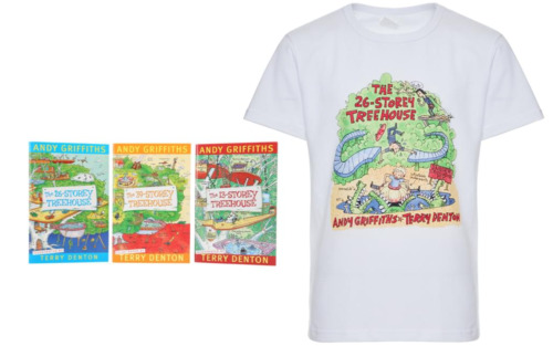 NEW Andy Griffiths Complete Treehouse Collection 7 Books Box Set Best Selling!