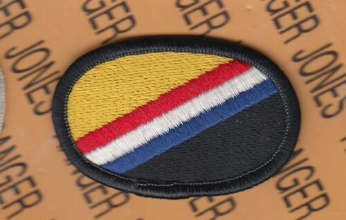 US Special Operations Command Airborne USSOCOM parachute oval patch largeOther Militaria (Date Unknown) - 66534