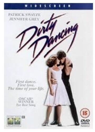 Dirty Dancing [Region 2] - DVD - Brand New Sealed - Free Shipping