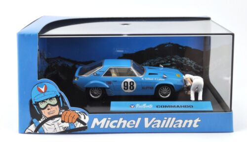 Michel Vaillant Le Mans COMMANDO - 1/43 IXO ALTAYA VOITURE DIECAST MODEL V11