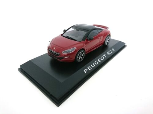 Peugeot RCZ R - 1/43 NOREV VOITURE DIECAST DEALER MODEL 473876