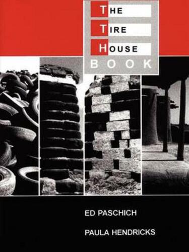 The Tire House Book by Ed Paschich (English) Paperback Book Free Shipping!