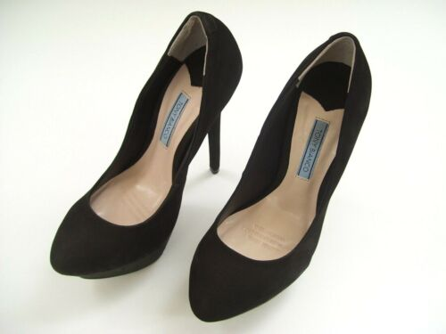 TONY BIANCO LADIES FORMAL WORK HEELS DRESS SUEDE LEATHER SHOES SIZE 5 EGYPT