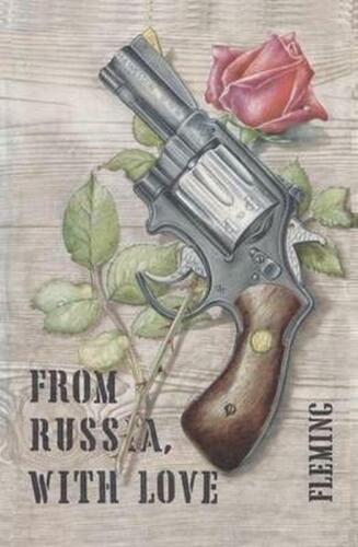 From Russia With Love by Ian Fleming (English) Paperback Book Free Shipping!