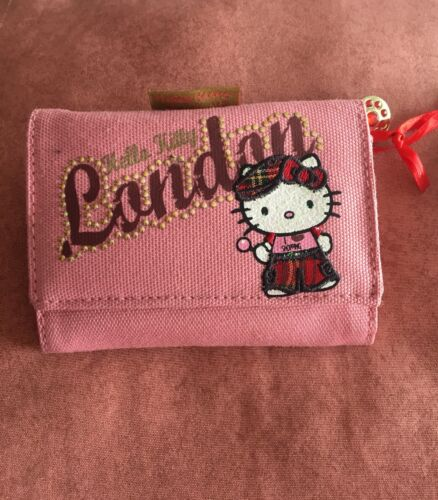 Monedero Hello Kitty Original Cartera Niña Mujer