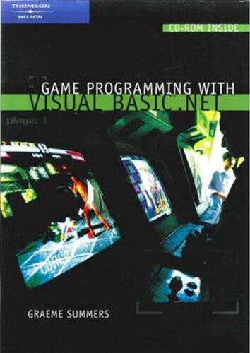 Game Programming with Visual Basic.NET by Graeme Summers Free Shipping!